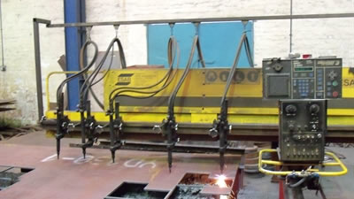Tamworth Steel Profiling Grinding