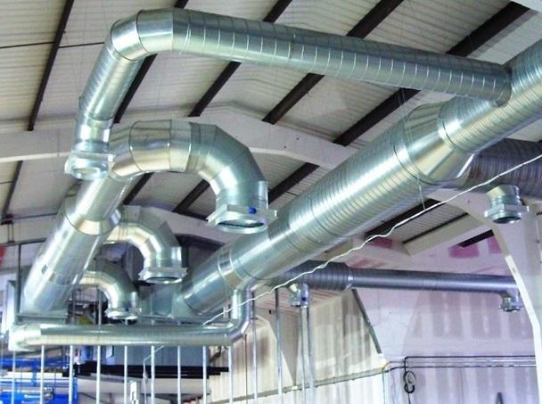 Thi công hệ thống ống gió chuyên nghiệp hàng đầu