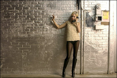 Cinematic Fashion: Factory Girl