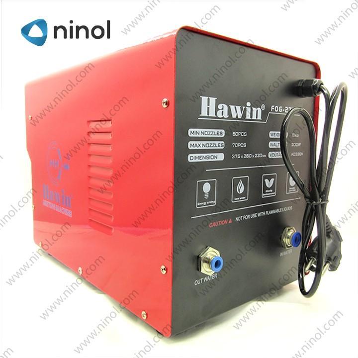 Chất lượng máy phun sương ở Ninol đảm bảo tốt