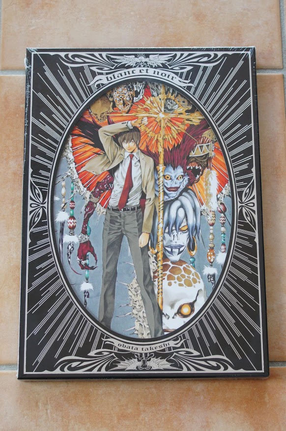 Tokyopop Artbook Death Note Blanc et Noir Takeshi Obata
