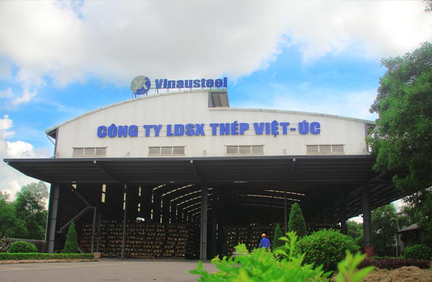 Công ty thép Việt - Úc