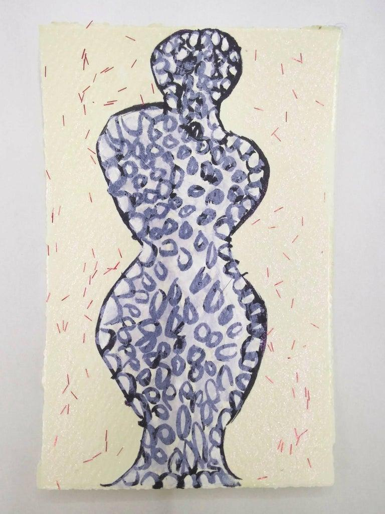 Vaginal Davis - Judy Pace, Painting For Sale at 1stdibs
