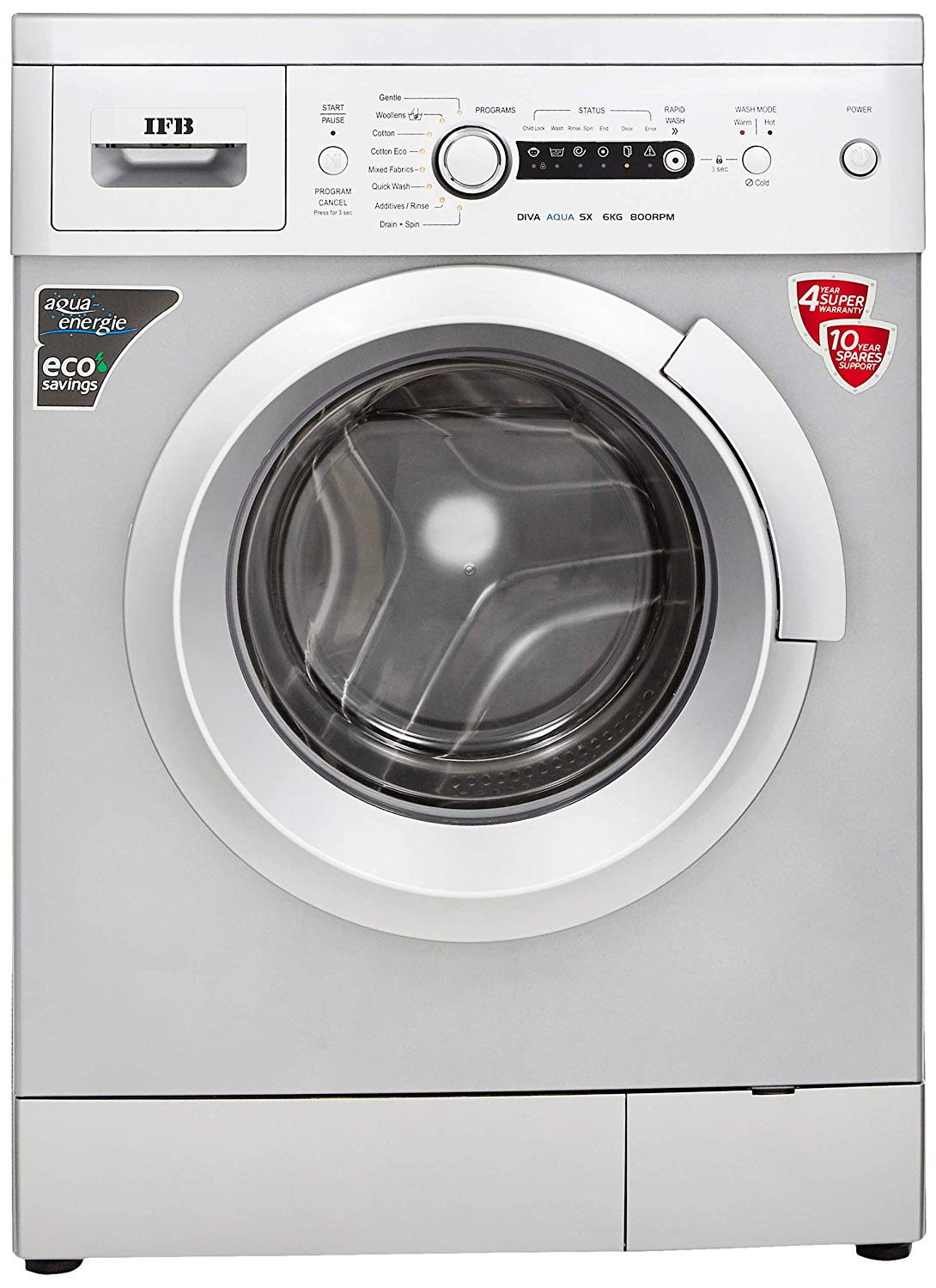 IFB Fully-Automatic Front Loading Washing Machine