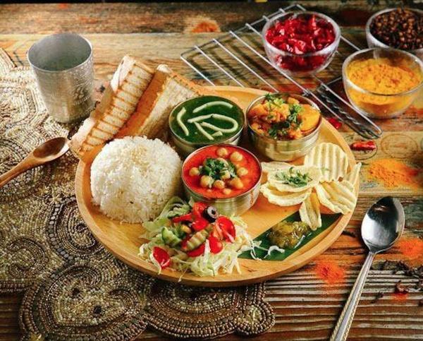 台北-蔬食餐廳-三個傻瓜印度蔬食-印度塔麗