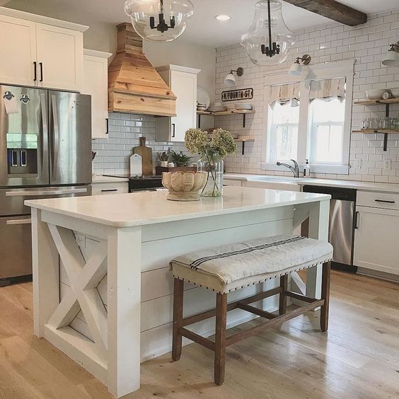 Nên chọn màu sáng cho bếp - kiêng kỵ khi xây nhà mới