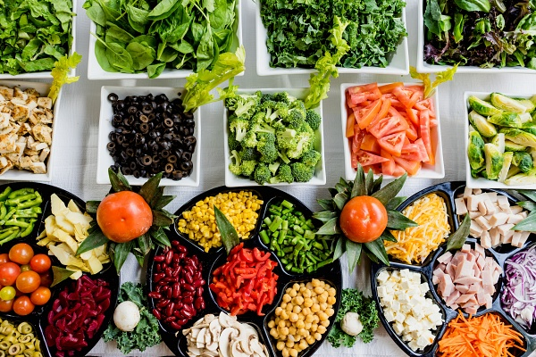 蔬食新手-如何開始吃素