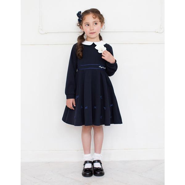 女の子 小学校入学式 ワンピース