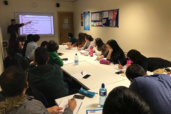 học tiếng Đức uy tín tại TP HCM hình 2