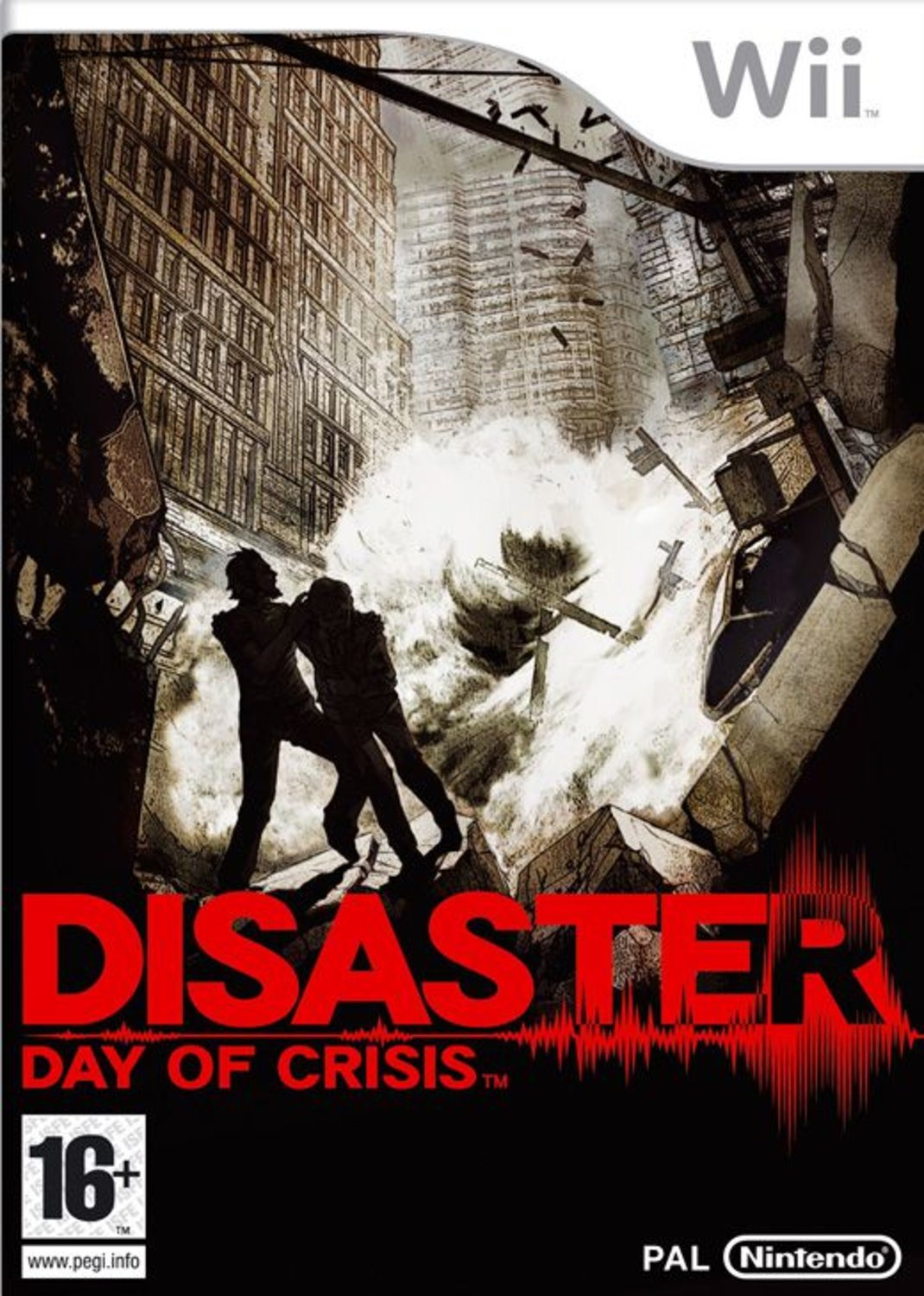 Image result for disaster day of crisis wii