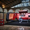 The product of the fertile minds at Peugeot's Design Lab, Le Bistrot du Lion'was unveiled ...