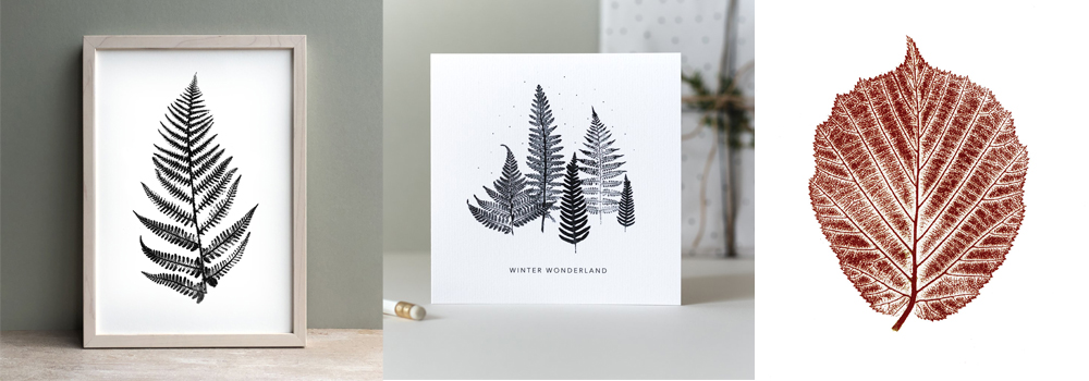 Beautiful nature inspired artist prints that would be the perfect Christmas gift to a loved one.