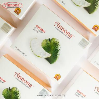 annona durian belanda