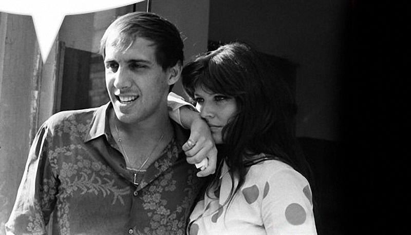 Adriano Celentano and Claudia Mori 9
