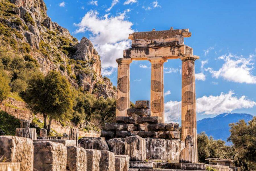 Основные достопримечательности в Греции