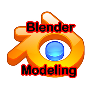 Blender Modeling & Textures Badge