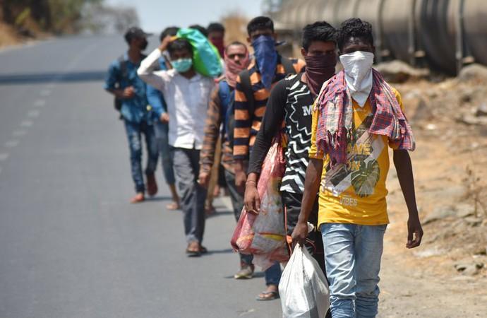 Локдаун в Індії