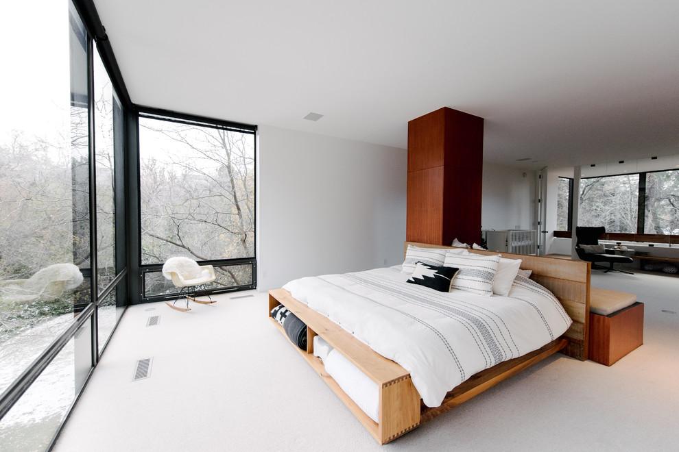 Mid Century Minimalist Bedroom Ideas