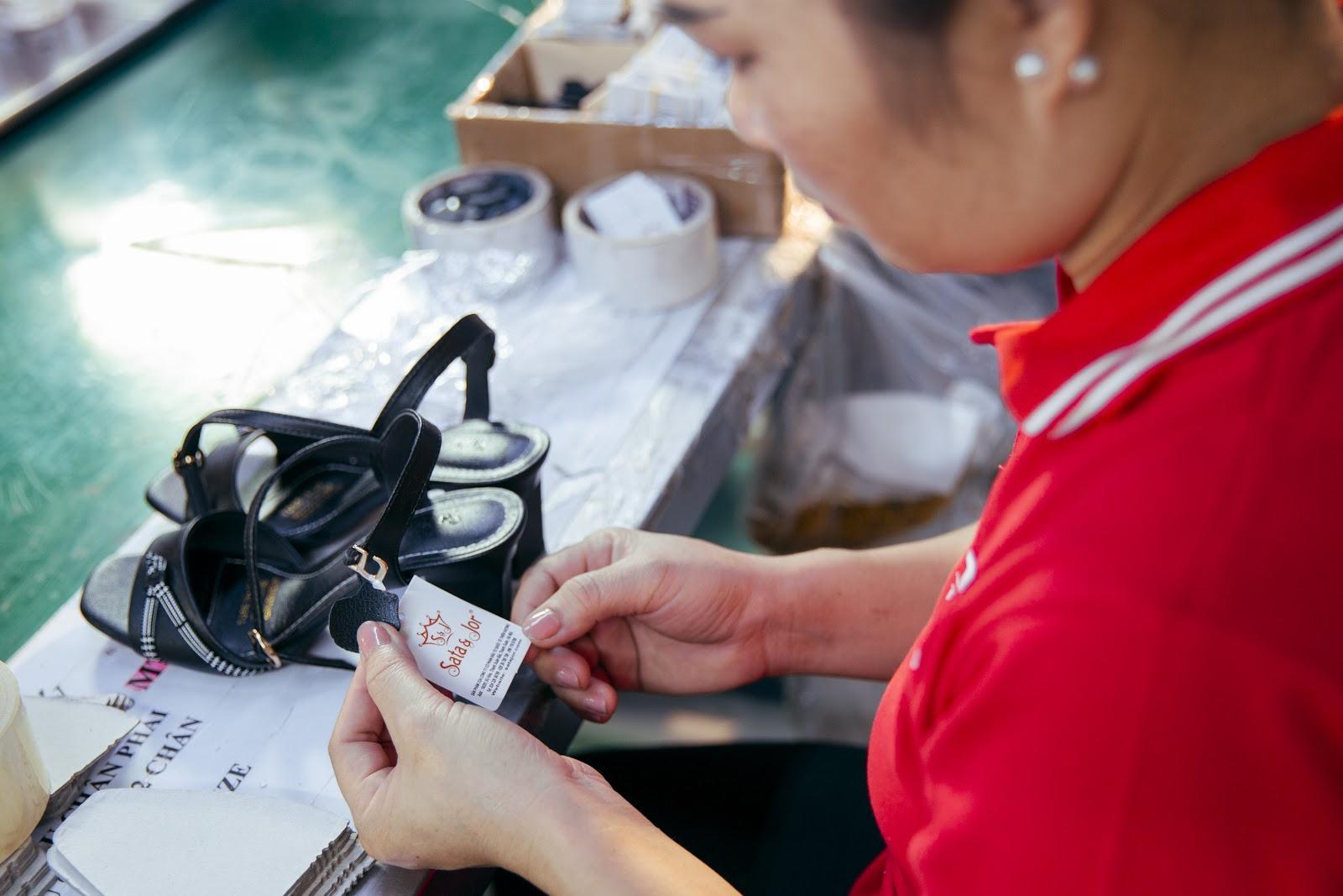 Công ty chuyên sản xuất, phân phối giày dép chất lượng – Thiên Hương