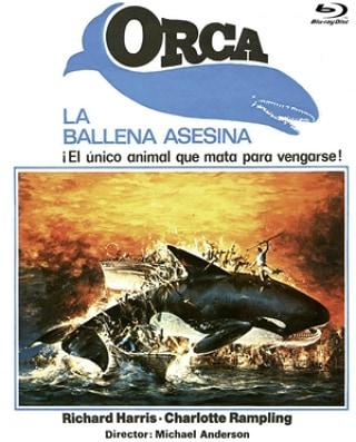Orca, la ballena asesina (1977, Michael Anderson)