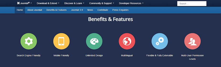 Hệ thống quản lý nội dung là gì: Joomla
