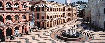 Hongkong Macau Tour