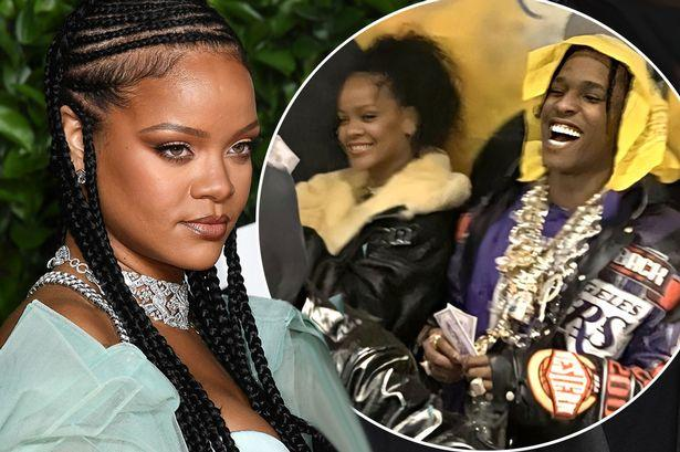 Description: Image result for rihanna and rocky