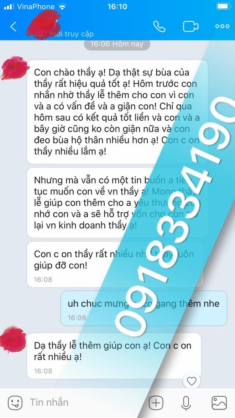 Thầy Pá Vi nhận làm bùa yêu ở Đà Nẵng
