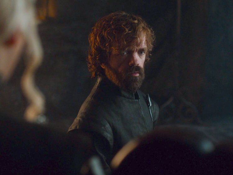 Tyrion's dialogue was full of callbacks to previous episodes.
