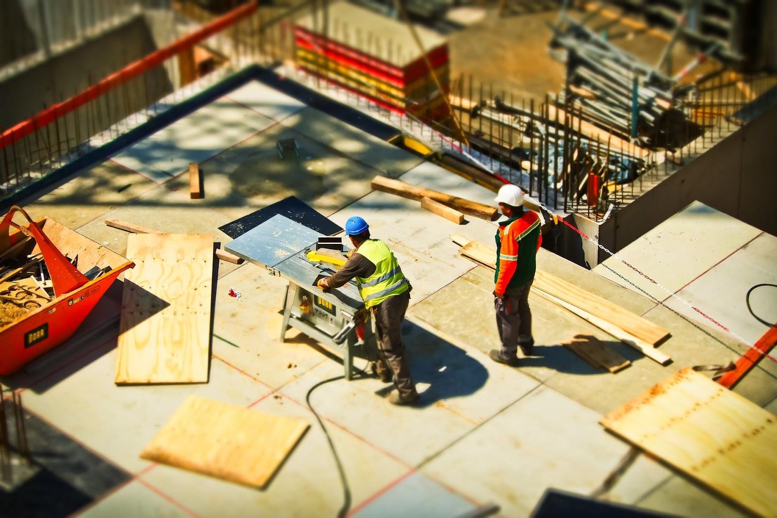 Die Baustelle (7 wichtige Fakten)
