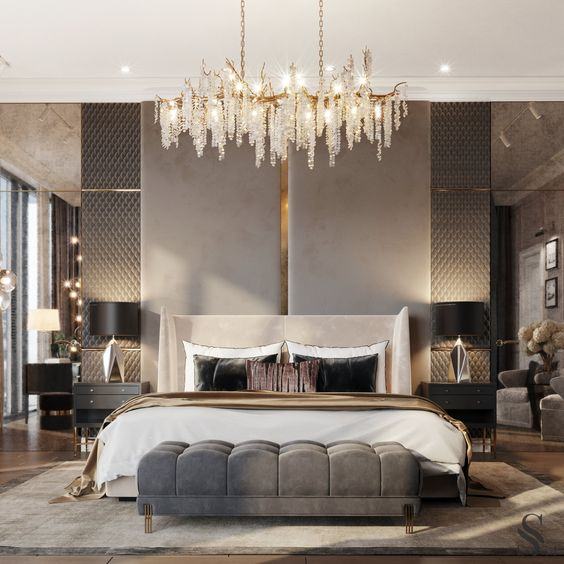 Modern Master Bedroom Ideas for Couples