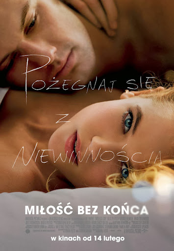 Polski plakat filmu 'Miłość Bez Końca'