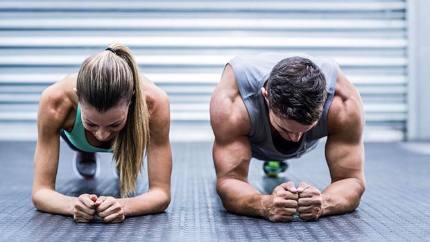 7 причин робити планку щоденно