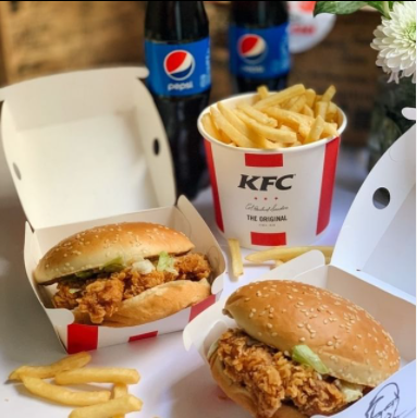 KFC in DHA phase 3