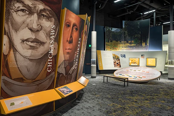 Image of First Peoples Gallery