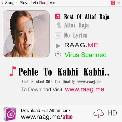 Pehle To Kabhi Kabhi Gham Tha Free Download