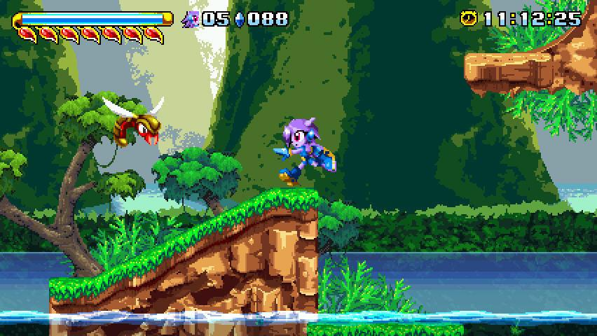 Image result for freedom planet screenshot