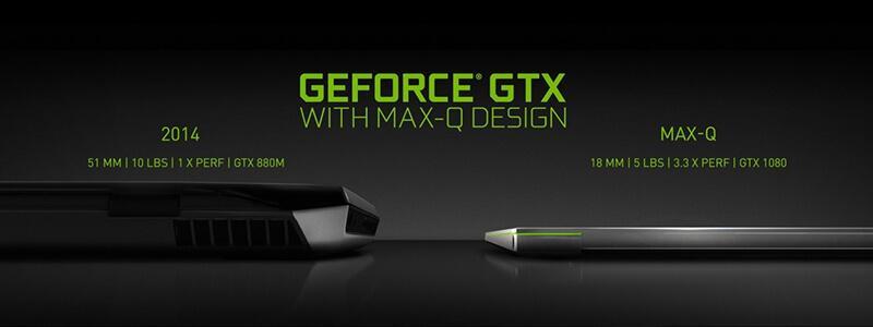 Best Gaming Laptop Nvidia MAX-Q