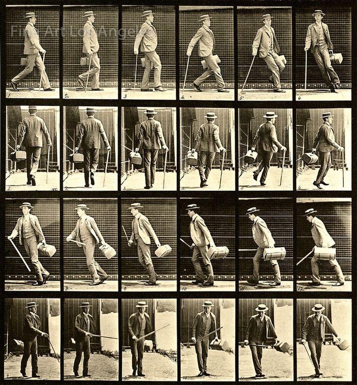 اختراعی برای ثبت حرکت