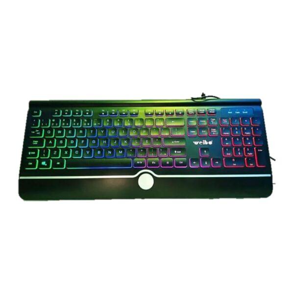 EL mejor teclado del mundo gamer