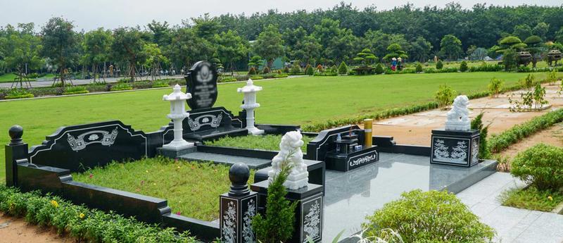 Đầu tư đất nghĩa trang tại công viên Vĩnh Hằng để nhận dịch vụ chăm sóc mộ phần trọn hảo