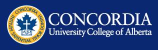 Concordia University College of Alberta Logo