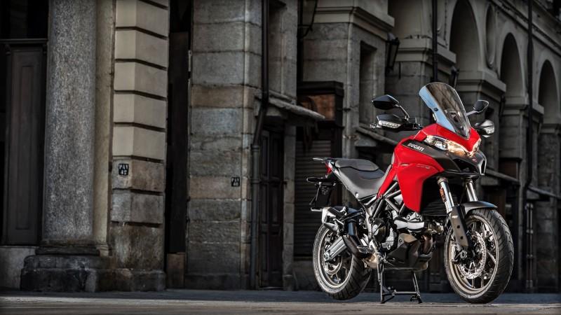 Ducati Multistrada 950 S รถทัวริ่งบิ๊กไบค์พันธุ์ดุจากอิตาลี1