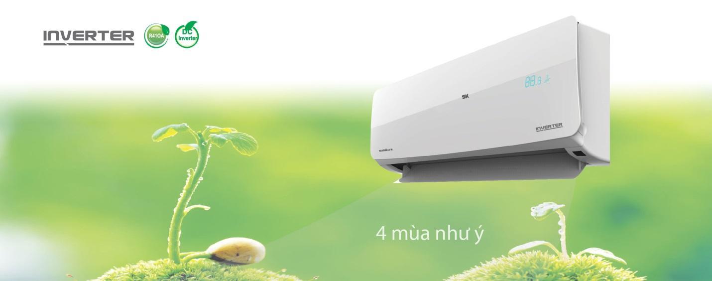 Kết quả hình ảnh cho máy lạnh sumikura