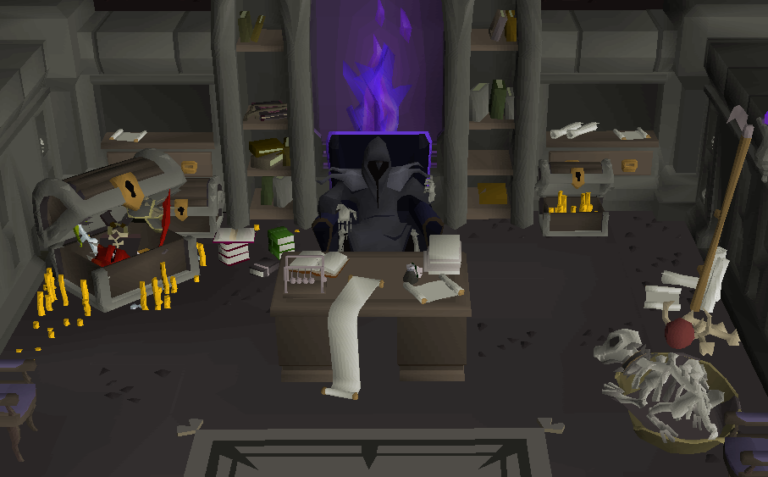 OSRS Death and Dying as a beginner in 2020