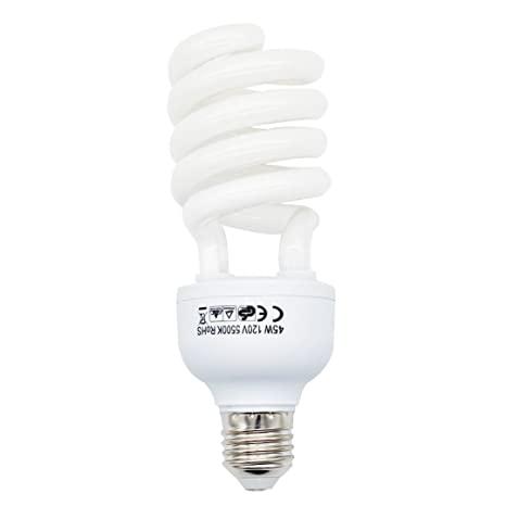 45 Watts Daylight Photograph Lighting Bulb