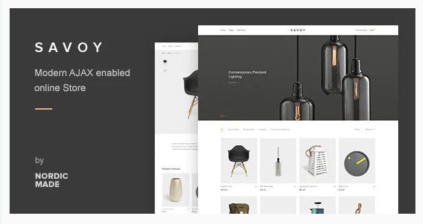 best Responsive woocommerce theme in the market