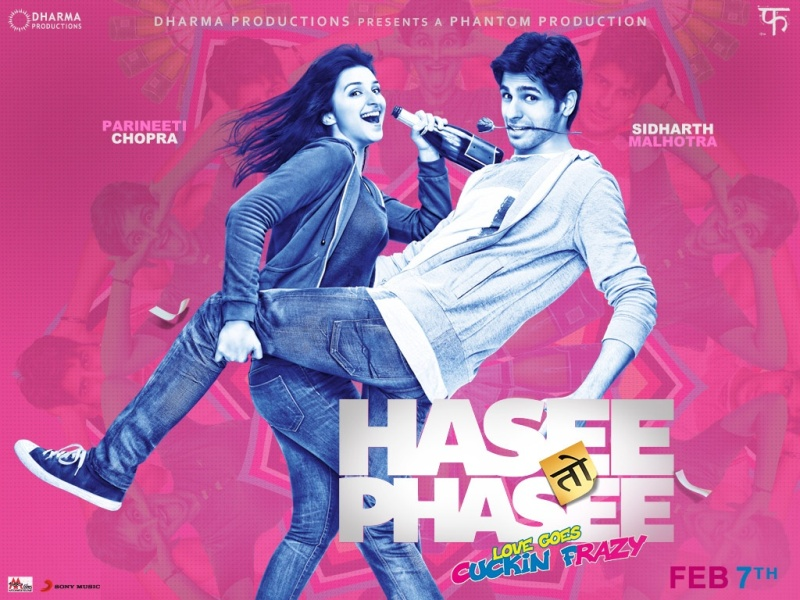 Hasee Toh Phasee Moview Review Astrology