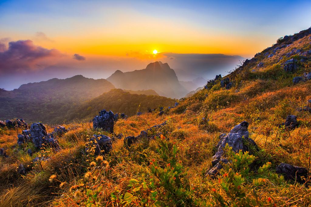 Chiang Dao Trek - Hiking in Thailand