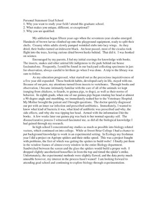 what makes you unique medical school essay